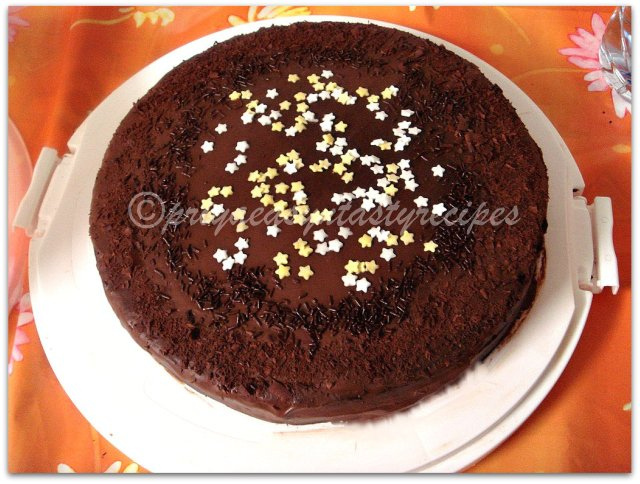 Chocolate Truffle Cake Recipes Recipe