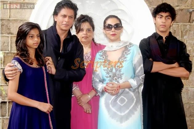 Gambar Selebriti Bersama Keluarga