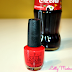 NOTD | OPI - Coca-Cola Red