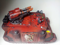 RAZORBACK - BLOOD ANGELS - WARHAMMER 40000 8