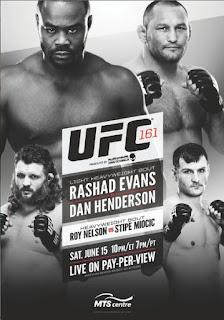 posterufc161 Download   UFC 161: Evans vs. Henderson (Português)   HDTV   COMPLETO
