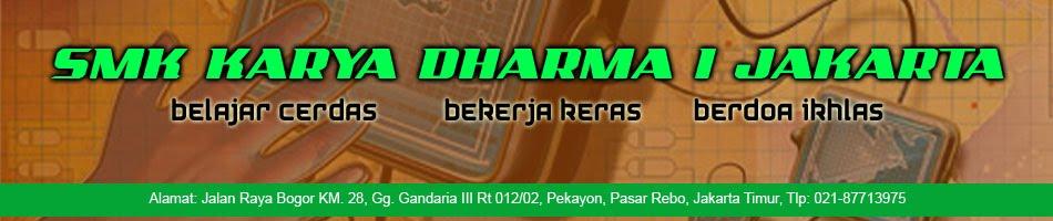 PROFIL SMK 1 KARYA DHARMA