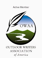 Member of Outdoor Writers Accociation of America