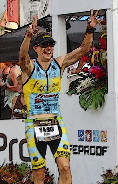 Kona Finish