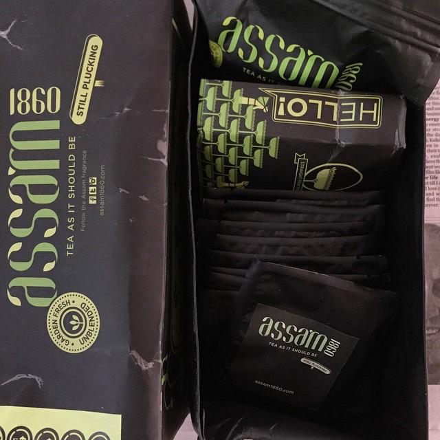 assam tea, assam1860, Indian tea, tea