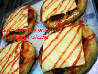 Resep Mini Pizza