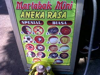 Martabak Mini Aneka Rasa
