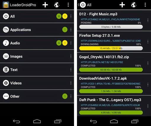 Aplikasi Download Manager Android Terbaik