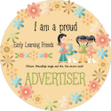 I am a proud advertiser @