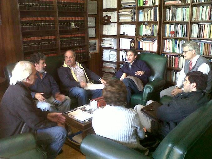La CTA Tucumán visitó  la fiscalia federal