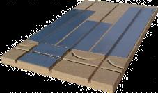 Plancher chauffant Caleosol eco+ par Alpha Ouest