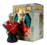 Deathlok Character Review - Deathlok Mini Bust Product
