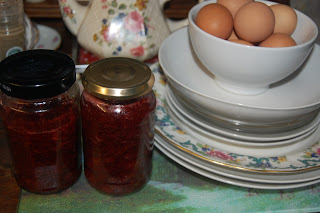 How to make jam without pectin.