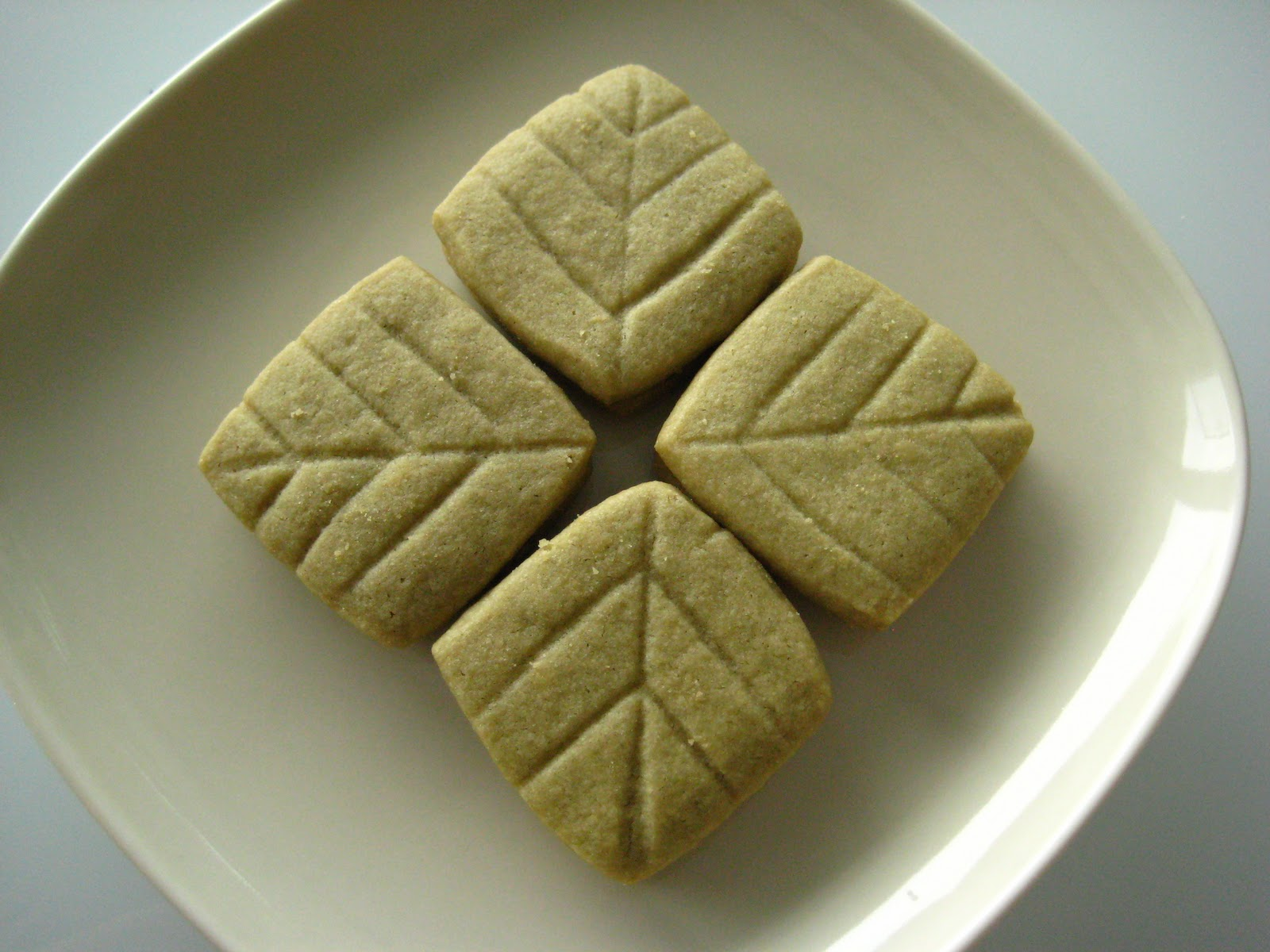 Green Tea Shortbread Sandwiches Recipes — Dishmaps