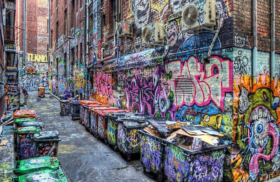 Graffiti Street Art Urbannation