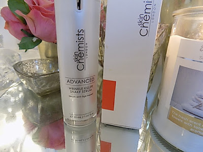 Skin Chemists wrinkle killer snake serum review