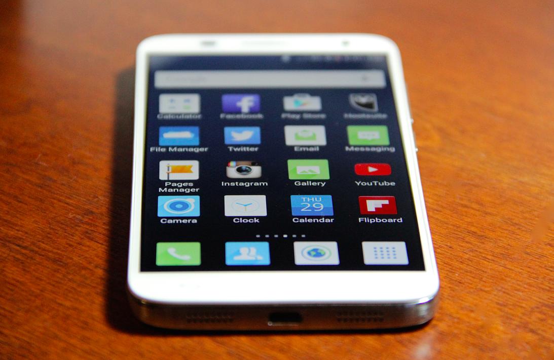 Alcatel OneTouch Idol 2 S Smartphone 5-inch screen