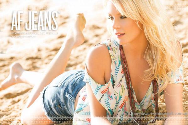 AF Jeans moda primavera verano 2014