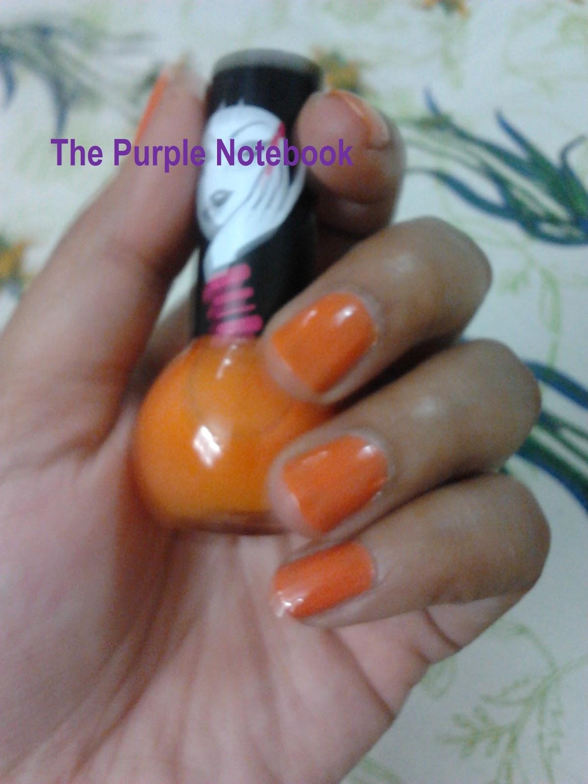 Nail Polish Colors Elle 18 – Papillon Day Spa