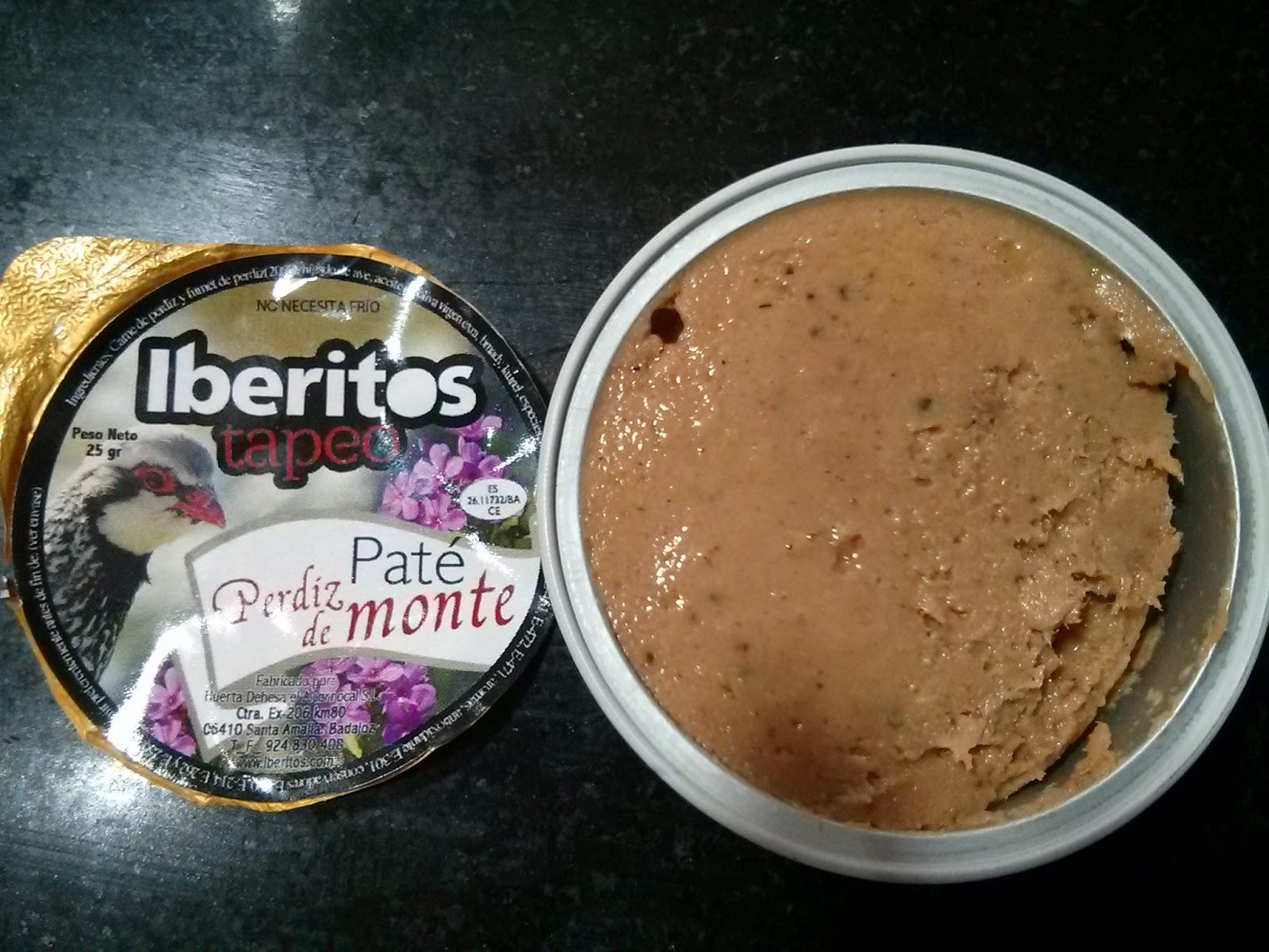 Bellota premium: iberitos