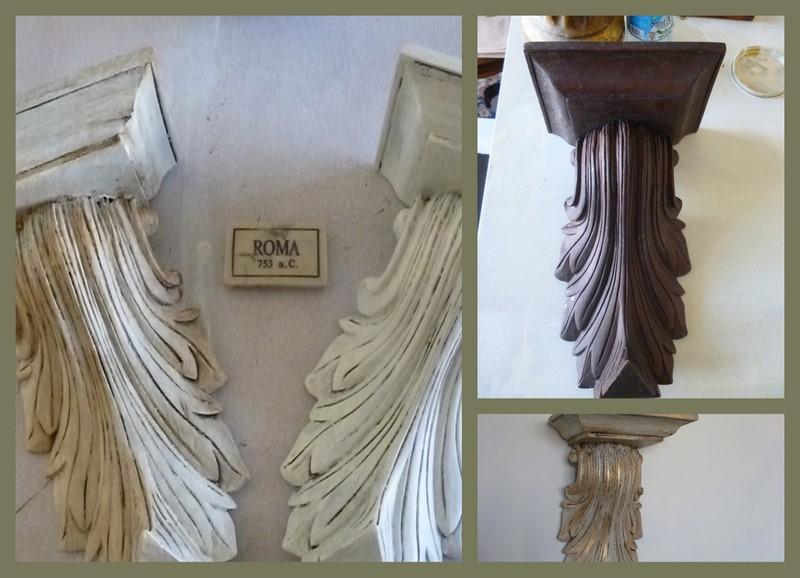 Marzia sofia salvestrini omaggio a roma oggetti for Oggetti sacri roma