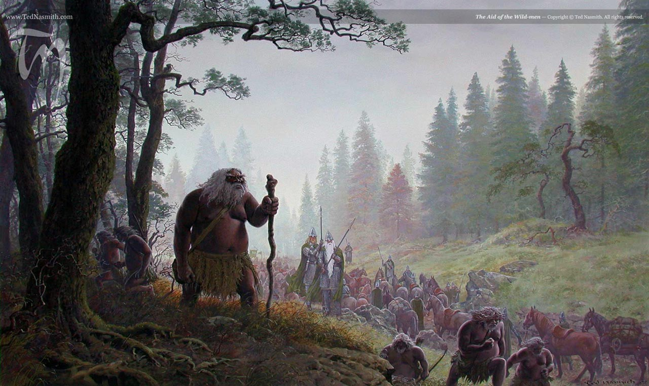 Lord Of The Rings Druadan