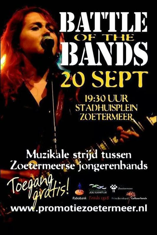 Battle of the Bands Zoetermeer 2014