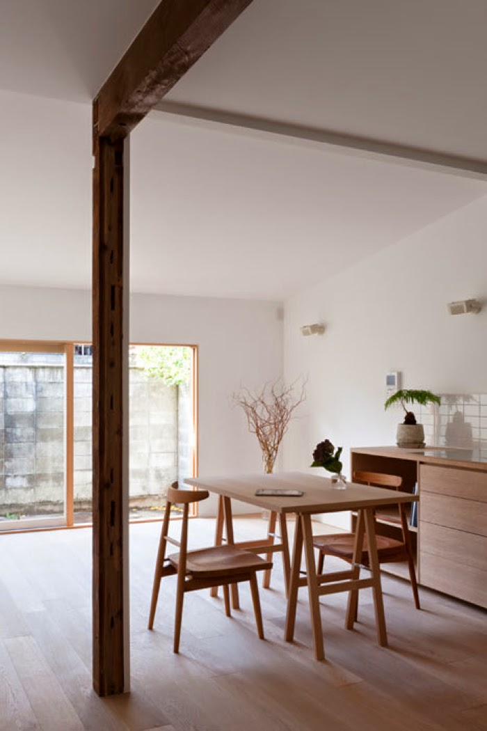house and studio in Kyoto by architect Shimpei Oda
