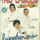 CD Musik Album Emas (Trio Lasidos)