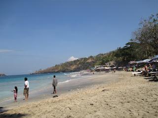 Objek Wisata Pantai Virgin Beach Bali