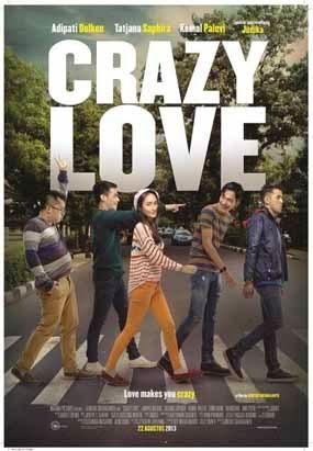 download movie terbaru film crazy love adipati dolken