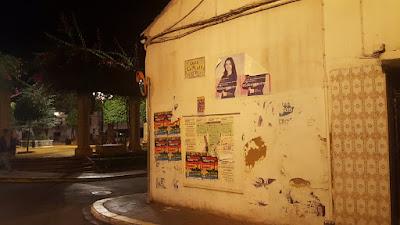Prohibido pegar carteles sin autorización en Alcalá de Guadaíra