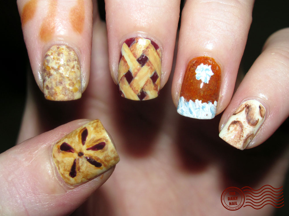 March 2012 The Daily Nail