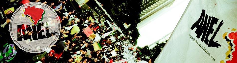 Assembleia Nacional dos Estudantes Livre SP