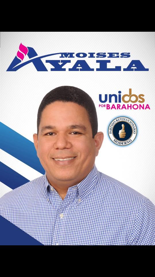 RESPALDO A NUESTRO CANDIDATO PRESIDENCIAL Y LOS CANDIDATOS DEL PRM EN BARAHONA