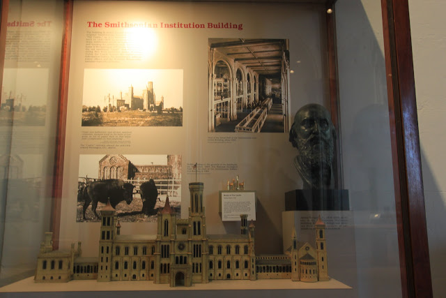 The story of Smithsonian Castle in Washington DC, USA