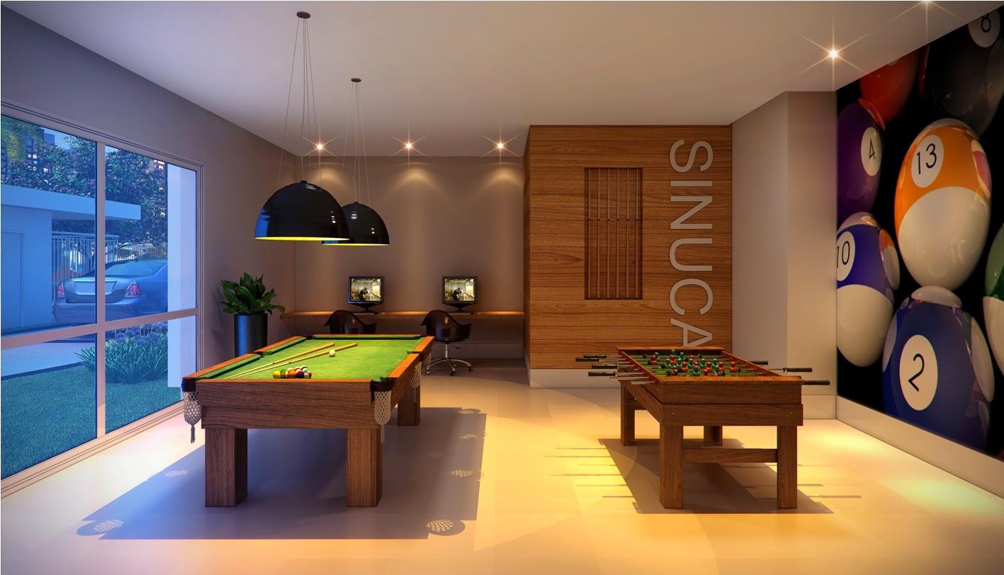 Sala de jogos veja modelos e dicas para montar uma em for Modelos de sala de casa