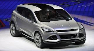 Ford Vertek - Shanghai Auto Show 2011