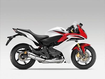 Honda CBF600F Bikes