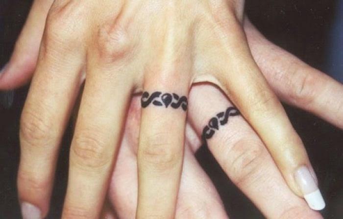 Tatuajes para Parejas, parte 2