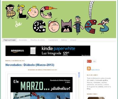 blog comics premios internet