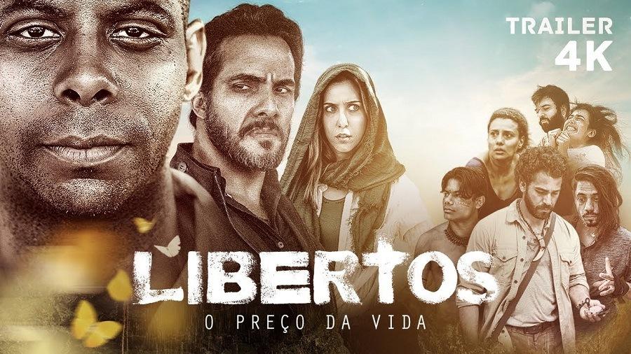 Libertos - O Preço da Vida 2018 Filme 1080p 720p Full HD HD WEB-DL completo Torrent