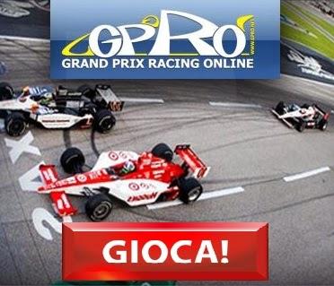 GPRO ita, il Gioco Online Manageriale di F1
