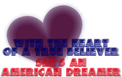 American Dreamer - Brooks And Dunn Song Lyric Quote in Text Image