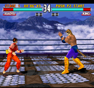Tekken 3 Game Full Version For PC