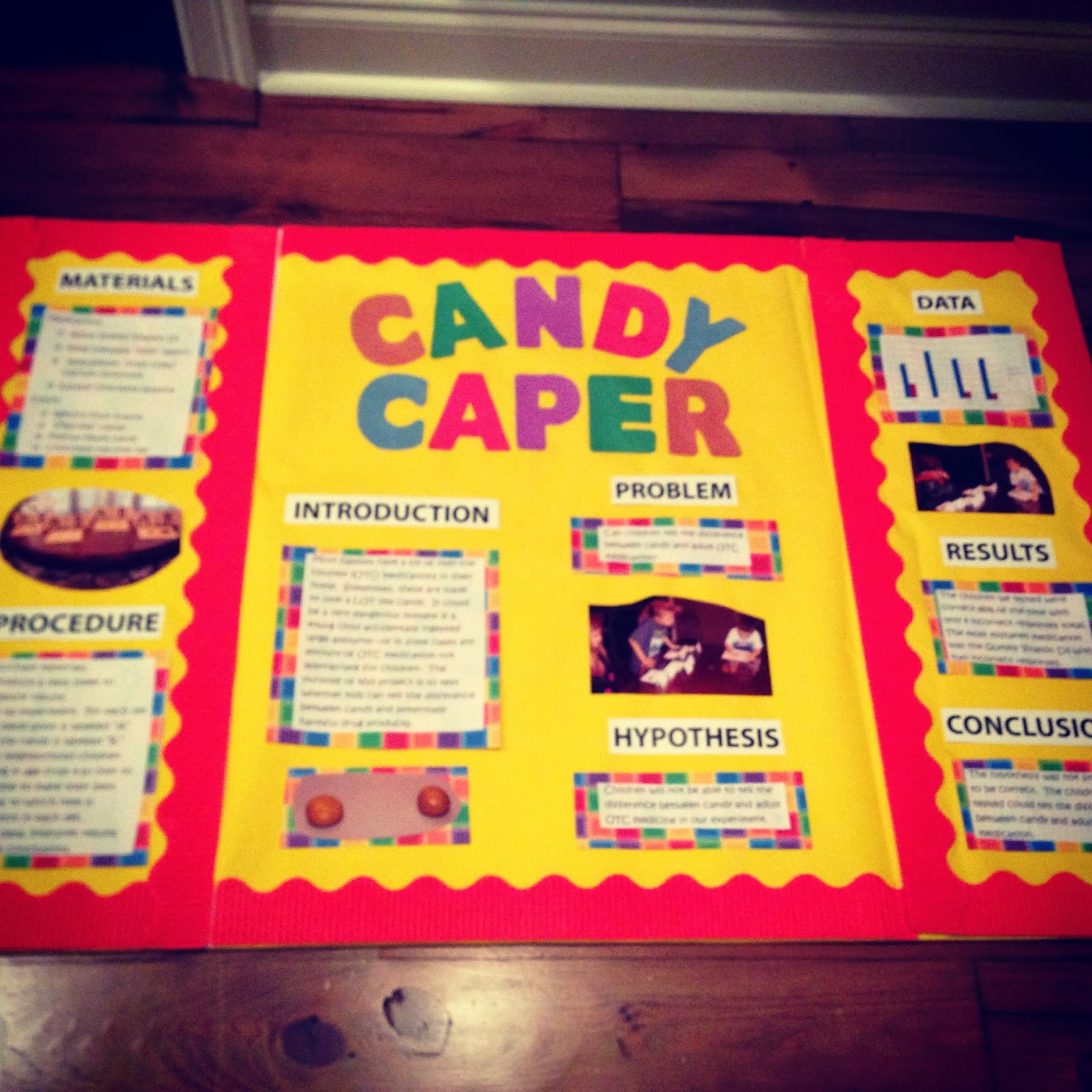science projects with candy Teaching kids about science is way more fun when they get to eat the results   learn about them with this delicious candy experiment.