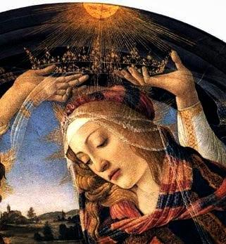 Asunción y coronación de la SANTÍSIMA VIRGEN MARÍA COMO REINA DEL CIELO Y DE TODO LO CREADO15AGOSTO