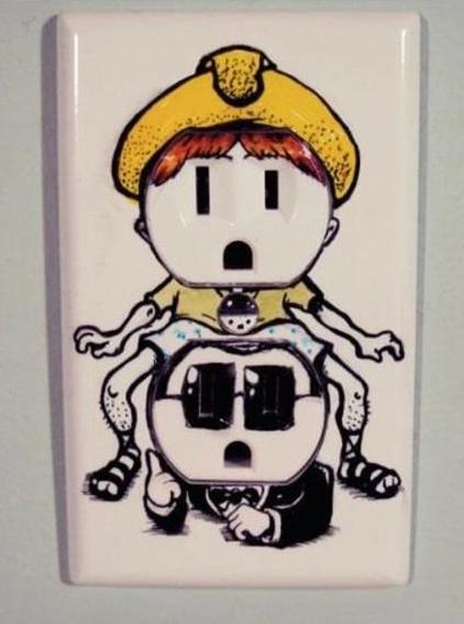 gangnam eletric jack art parody draw