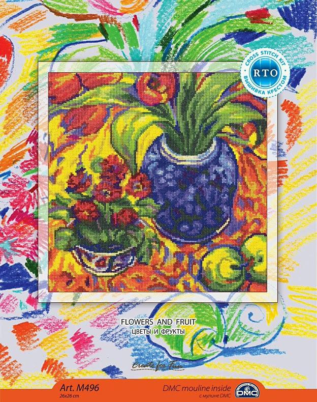 RTO, Цветы и фрукты