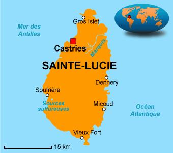 Voiliertraoumad saint lucia o les antilles autrement - Les jardins de sainte lucie ...